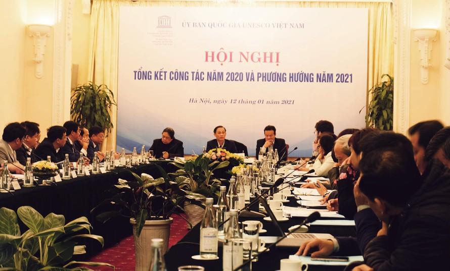 Ủy ban Quốc gia UNESCO Việt Nam tổng kết hoạt động năm 2020, định hướng công tác năm 2021