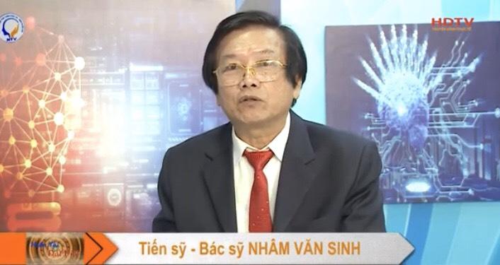 """TS, Bác sĩ  Y khoa Nhâm Văn Sinh """" vị cứu tinh"""" của bệnh nhân bỏng  với bài thuốc  chữa bỏng SH -91."""