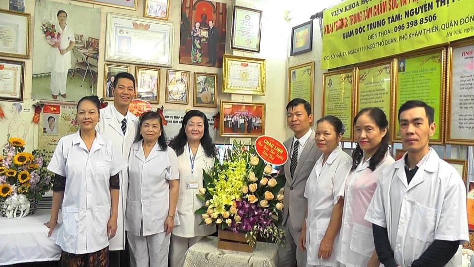 Danh y Nguyễn Hồng Phong – Người có năng lực chữa bệnh đặc biệt.