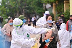 Hà Nội ghi nhận 16 ca mắc Covid-19 trong 24 giờ qua, riêng phường Thanh Xuân Trung đến nay có 579 ca