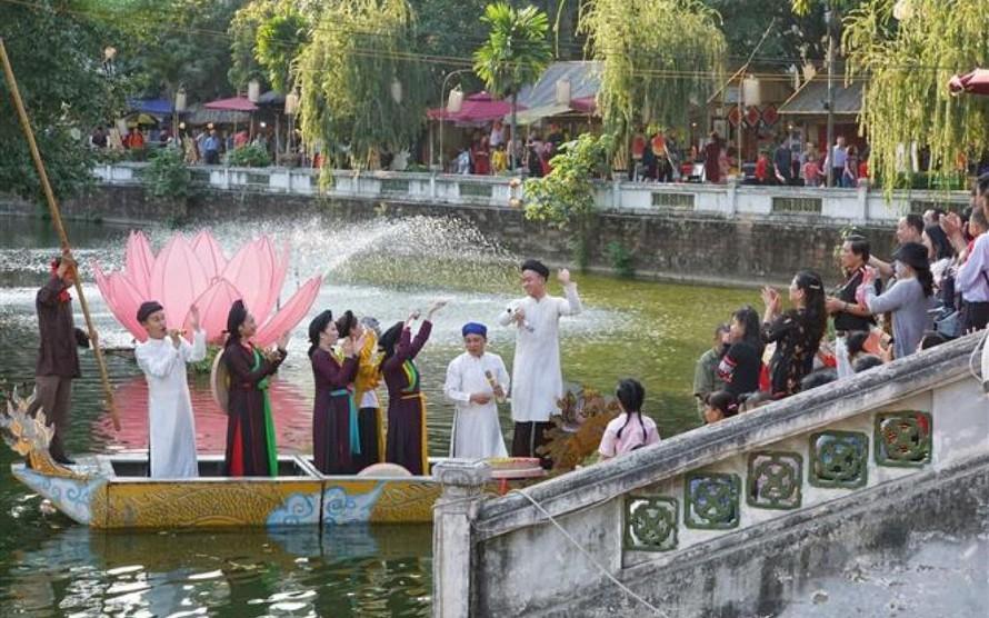 Di tích Hồ Văn tại Văn Miếu sẽ được 'hồi sinh'