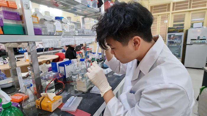 Nam sinh Hà Nội lọt tốp 50 sinh viên xuất sắc toàn cầu