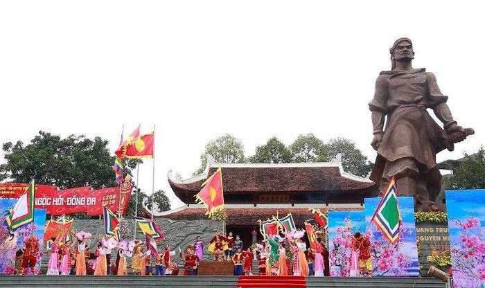 Kỷ niệm 232 năm Chiến thắng Ngọc Hồi - Đống Đa (1789-2021): Biểu tượng cho ý chí quật cường