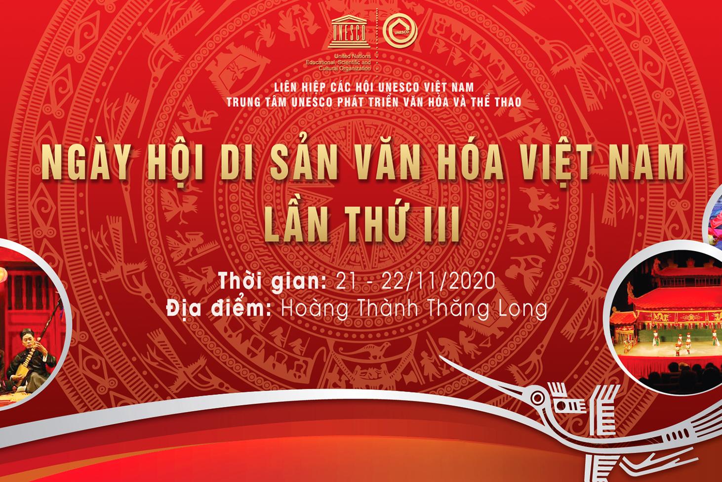 Đài truyền Hình Hà Nội: Ngày Hội Di Sản Văn Hóa Việt Nam lần 3