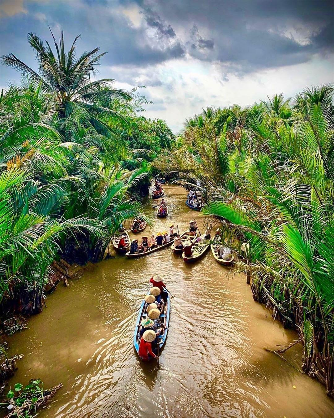 Hành trình khám phá nông thôn Việt Nam với 5 địa điểm nổi tiếng