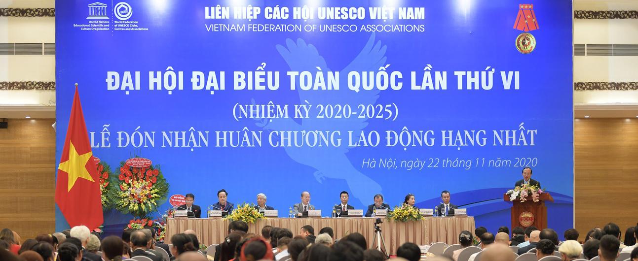 Đại hội đại biểu toàn quốc lần thứ VI