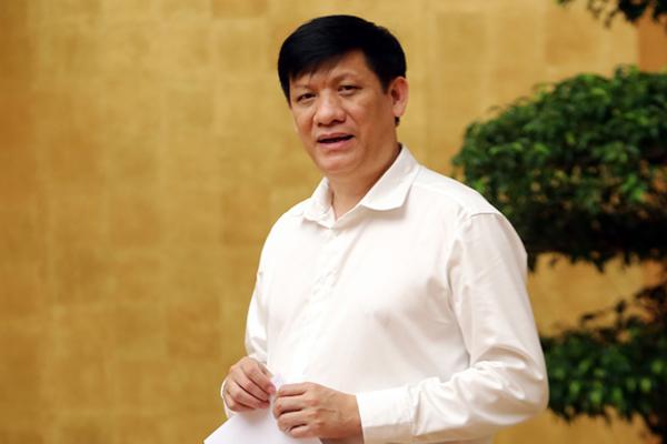 Bộ trưởng Y tế nói lý do dịch Covid-19 lan nhanh tại Việt Nam