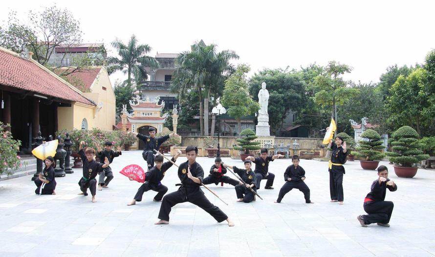 Lập hồ sơ đệ trình UNESCO công nhận Võ Bình Định là di sản thế giới