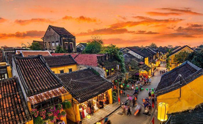 Hội An vào top thành phố du lịch hàng đầu châu Á