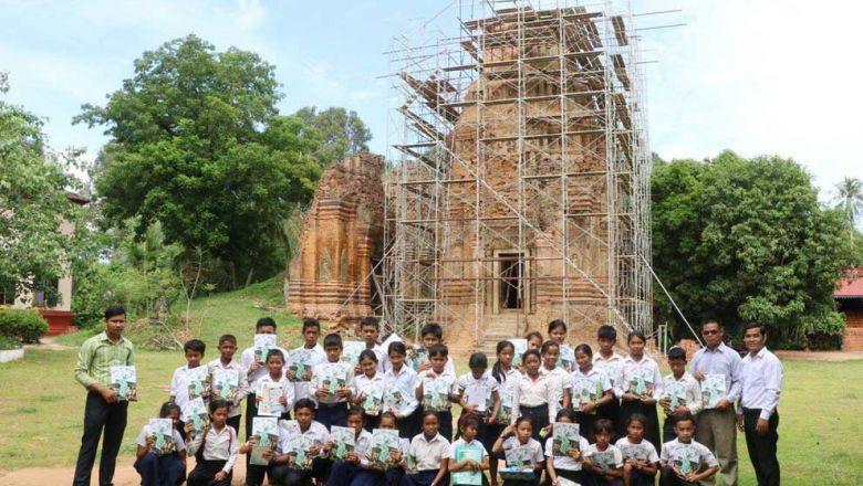 Campuchia - Câu chuyện bảo tồn di sản thành công
