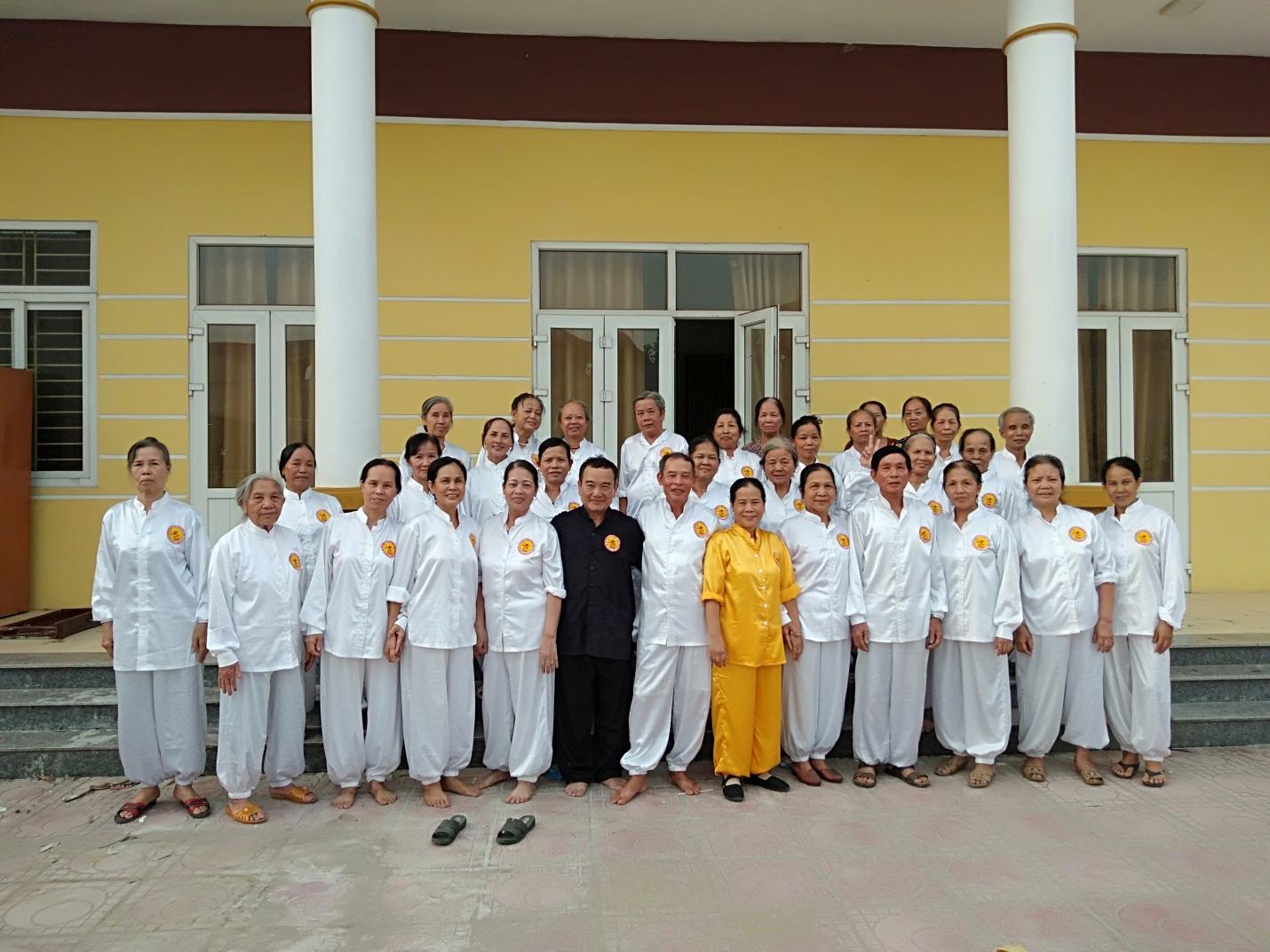 KHÍ CÔNG - CHÌA KHÓA CỦA SỨC MẠNH TRƯỜNG TỒN Môn pháp: Kungfu Dịch Cốt Trụ