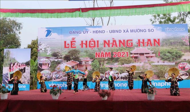 Đặc sắc lễ hội Nàng Han trong ngày rằm tháng hai