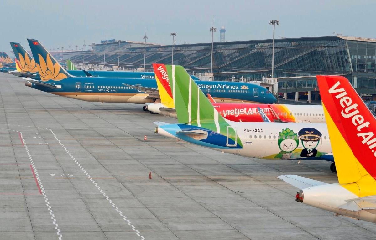 Đề xuất phân nhóm 'xanh, vàng, đỏ' để mở lại đường bay nội địa