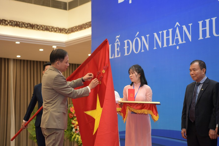 Liên hiệp các Hội UNESCO Việt Nam tổ chức ĐHĐB toàn quốc và đón nhận Huân chương Lao động hạng Nhất