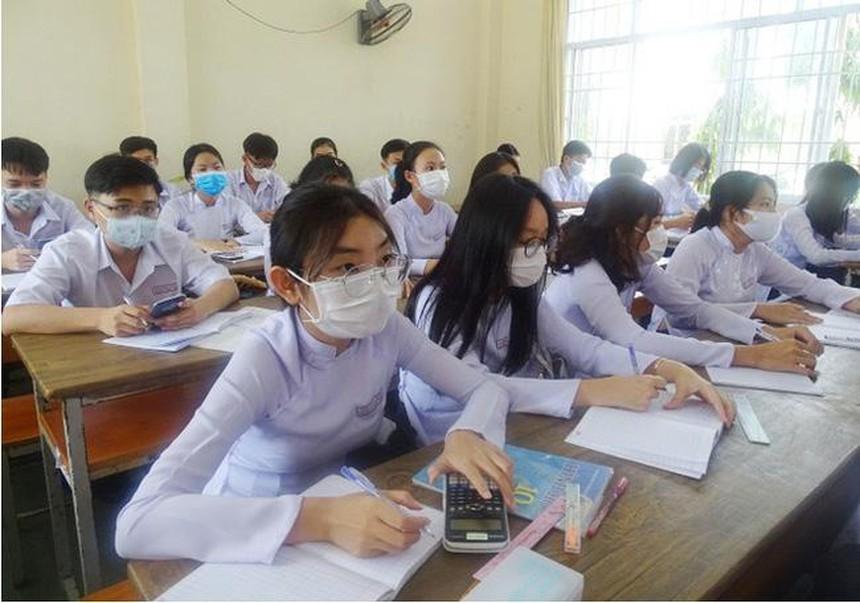 Không thu thêm kinh phí ôn tập kiến thức cho học sinh khi trở lại trường