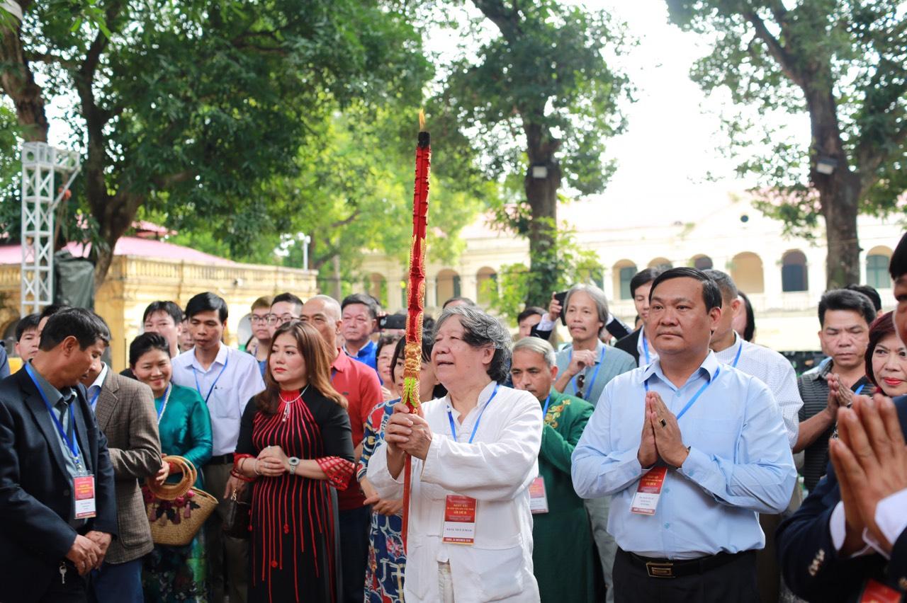 Ngày hội Di sản Văn hoá Việt Nam lần III - 2020 tại Hoàng thành Thăng Long
