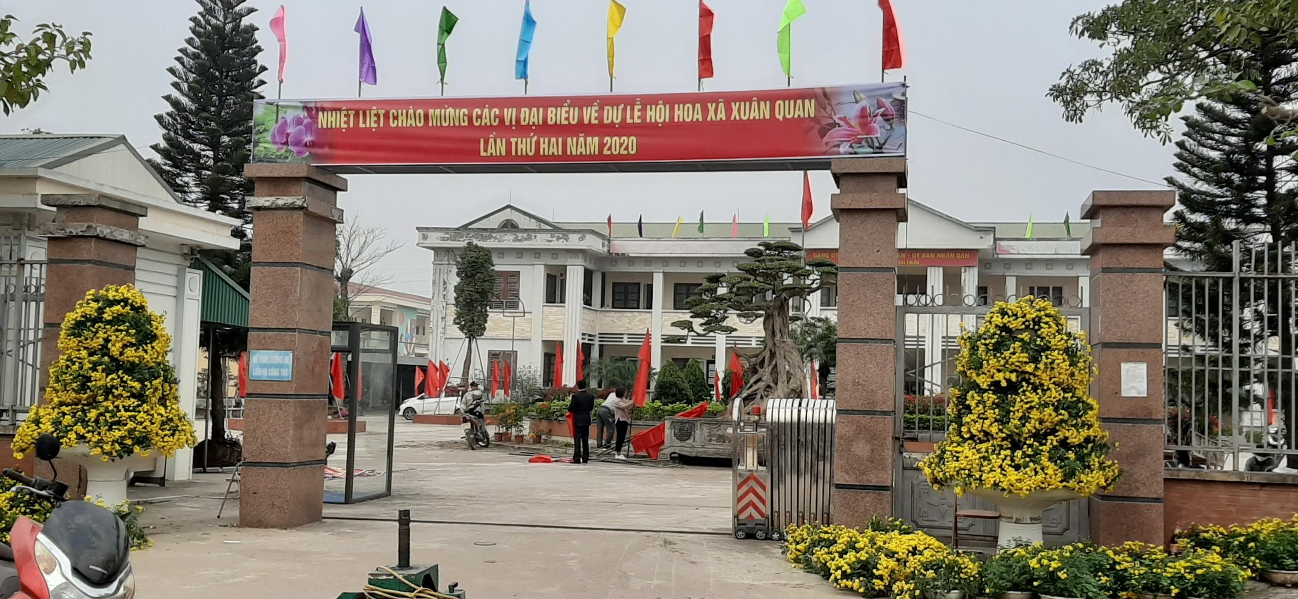 Lễ hội truyền thống làng hoa Xuân Quan lần thứ II năm 2020