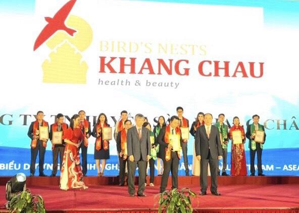 Doanh Nhân  Phạm Duy Khiêm – GĐ Công ty TNHH Yến Sào Khang Châu – Người đưa Yến Việt nâng tầm quốc tế.