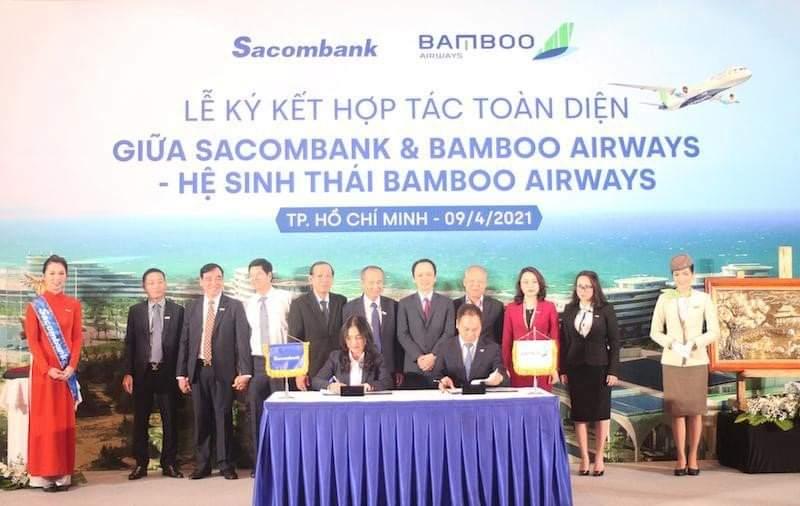 Chủ tịch STB Dương Công Minh: Bamboo Airways - Sacombank, 'hai thương hiệu – triệu giá trị'