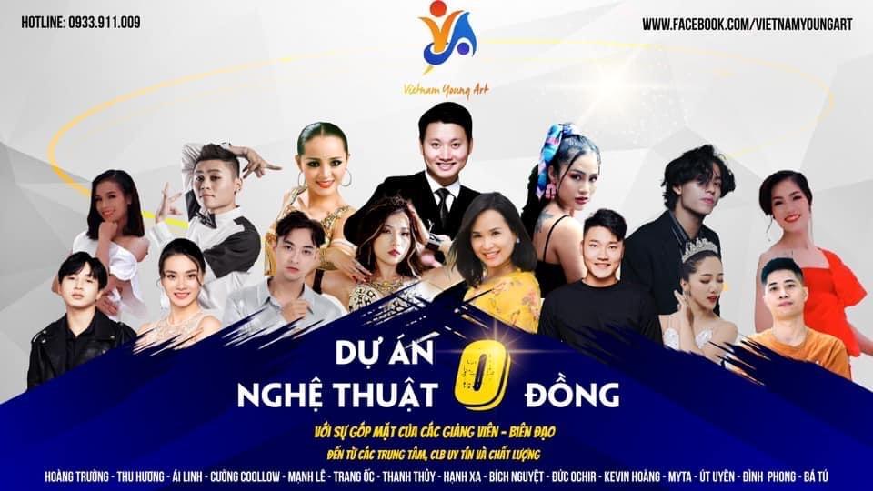 Vietnam Young Art – Kênh Nghệ thuật dành cho giới trẻ - Nơi ươm mầm những tài năng nghệ thuật.