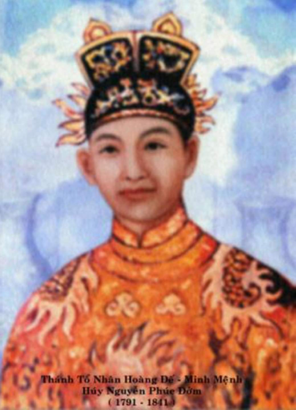 Bài Học Về Ứng Phó Trước Thiên Tai Dịch Bệnh Của Vua Minh Mạng